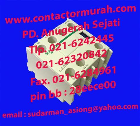 Jual Saklar Schneider Jakarta jual ladn40 schneider kontak blok harga murah jakarta oleh