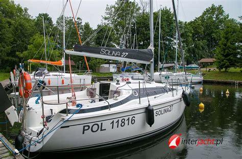 jacht solina solina 800 solina 27 yacht no 54261 interjacht pl