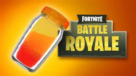 fortnite orange juice po 199 195 o de velocidade sprint juice fortnite battle