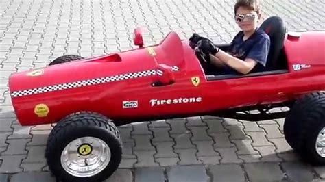 Kinderauto Eigenbau kinderauto eigenbau test 1