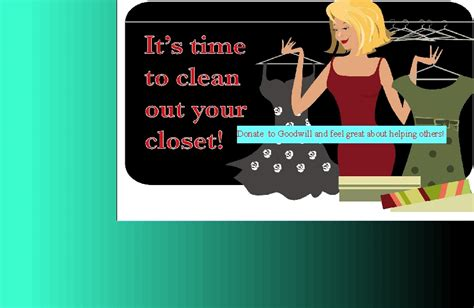 clean out your closet clean out your closet goodwill industries of east texas