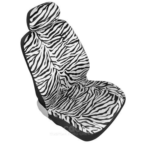 zebra print car seat zebra print car seat covers white and black stripes