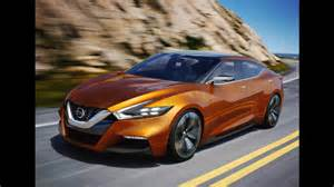 Nissan America Nissan Sport Sedan Concept Makes World Debut At 2014