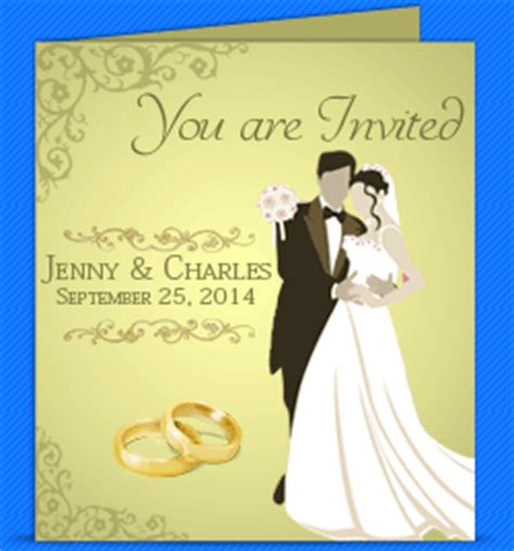 Wedding Card Maker by Wedding Card Designer Software Design Invitation Cards