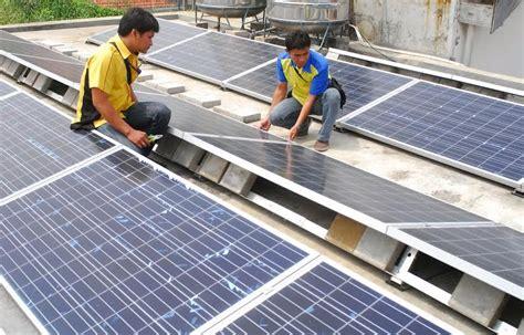 Panel Surya Untuk Satu Rumah modal rp 3 juta bisa punya panel surya di atap rumah