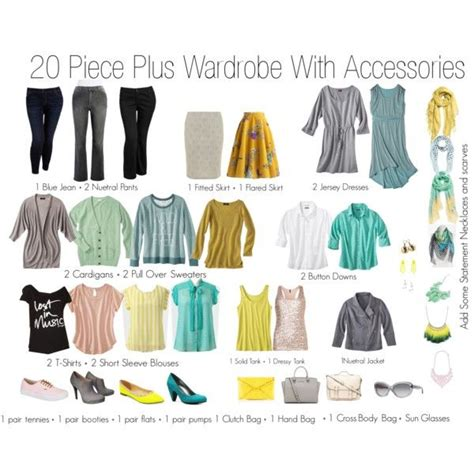1000 images about capsule wardrobe on pinterest quot 20 piece wardrobe mix and match ideas quot by sarahz i on
