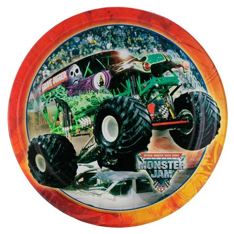 grave digger monster truck birthday party supplies 24 best monster truck ideas for landon s 3rd birthday