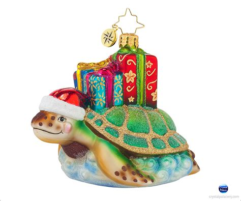 1017881 christopher radko under the sea christmas ornament