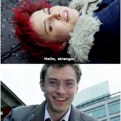 movie quotes hello hello stranger closer natalieportman judelaw movies