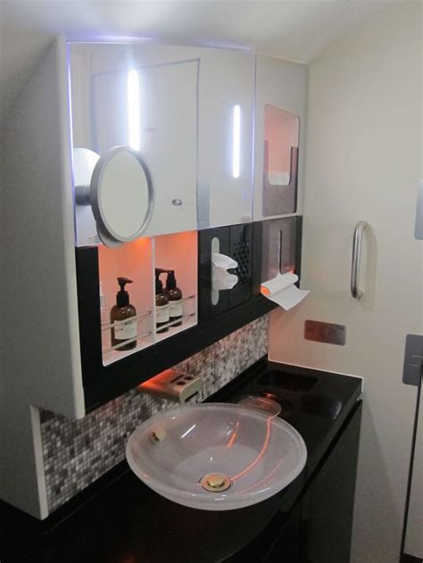 etihad first class bathroom first look etihad s new apartment in the sky one mile