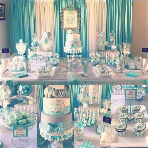 boy baby shower colors bestwhy choosing teal and pink baby shower decorations you
