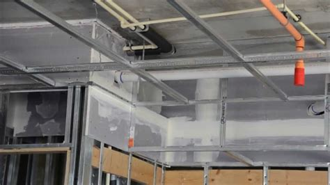 drywall grid for condos hotels ceiling soffits