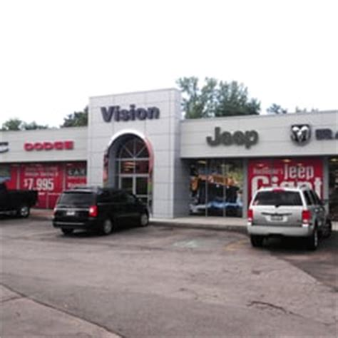 Jeep Dealership Rochester Ny Vision Chrysler Dodge Jeep Ram 46 Photos Auto Repair