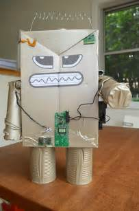 Born again creations how to build a robot out of recycled materials