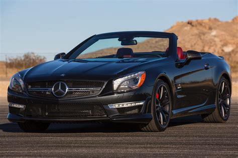used mercedes convertible used 2015 mercedes benz sl class convertible pricing for
