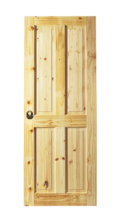Softwood Interior Doors Softwood Interior Doors Wickes Chester Softwood Door Knotty Pine 4 Panel Softwood Doors