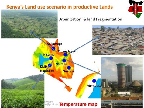 kenya land use planning and the need for gis in county spatial planni