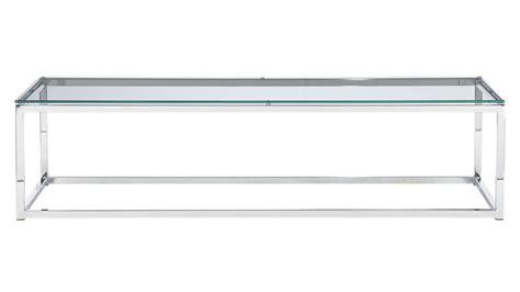 chrome glass coffee table smart glass chrome and glass coffee table cb2