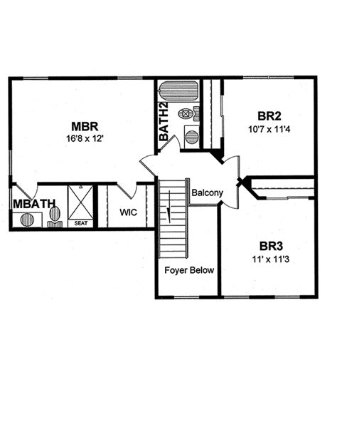 dobbin country home plan 034d 0089 house plans and more