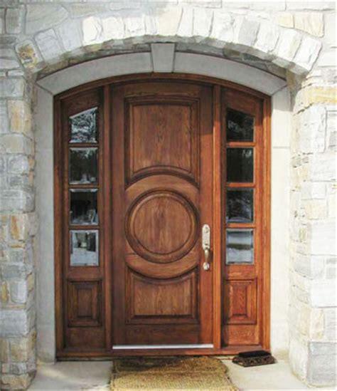 Traditional Front Door Designs Harvest Creek Millwork Solid Wood Door Traditional Front Doors By Solid Wood Doors