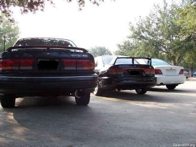Front Corner L Mitsubishi Galant 1993 Limited kevin roy s 1991 galant vr4 1948 2000 community