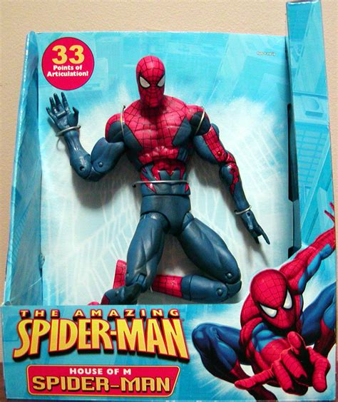 house of m figures 12 inch house m spider the amazing spider