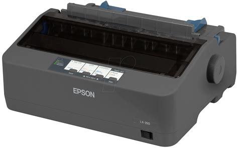 Harga Printer Dot Matrix Usb epson lx 350eu 9 dot matrix printer parallel serial