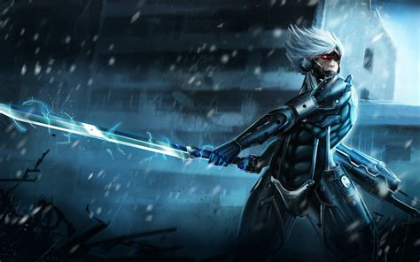 metal gear rising raiden wallpapers hd wallpapers id