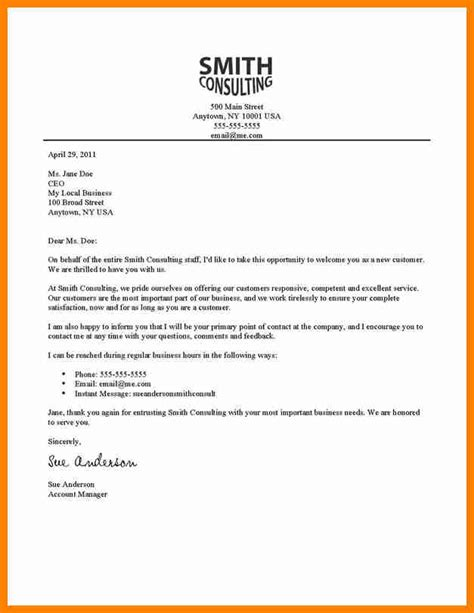 Introduction Letter To Clients 5 Introduction Letters To Customers Assembly Resume