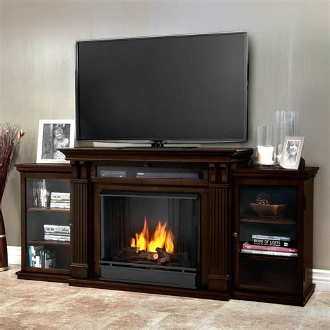 Sun Gel Fireplace Fuel by Real Entertainment Center Ventless Gel