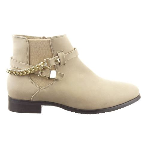 Cheap Comfort Shoes Beige Ankle Boots Wardrobe Mag