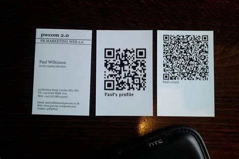 how to make qr code for business card 1800businesscards 40 qr code business cards