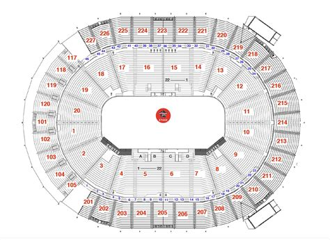Madison Square Garden Floor Plan national finals rodeo nfr for 2017 2018 las vegas