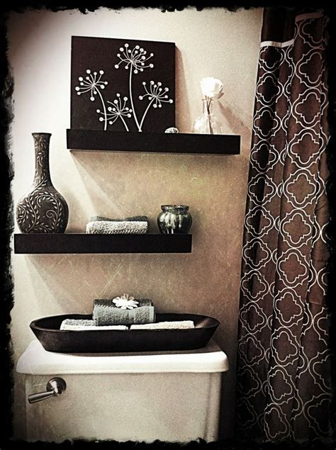 bathroom over toilet shelf 1000 ideas about shelves over toilet on pinterest