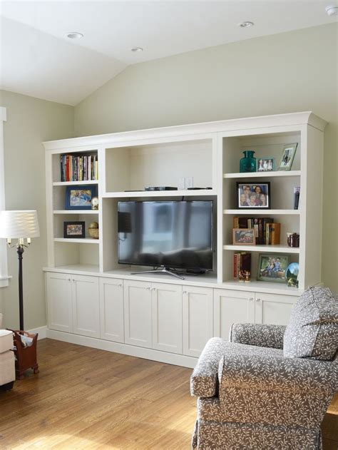 white entertainment centers bookcase