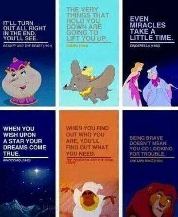 film quotes disney quotes about disney movies quotesgram
