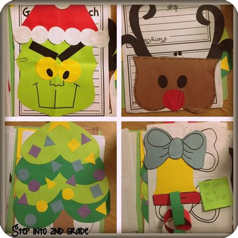 cristmas ornament projects for 2nd grade party 82 best school january december images on crafts diy and