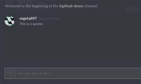 discord quick delete home 183 timbokz discord spoiler bot wiki 183 github