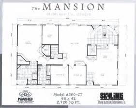 free mansion floor plans mansion floor plans