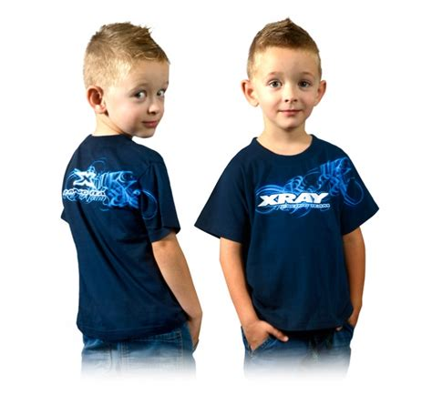 Xray Team T Shirt xray team t shirt barn 3 4 98 104cm