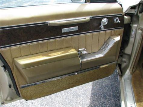 2001 pontiac bonneville seat covers find used 1967 pontiac bonneville brougham in stoughton