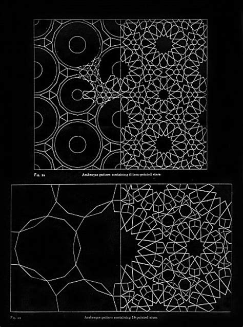 islamic pattern hankin s method attractor 87 best images about tiles patterns on pinterest see