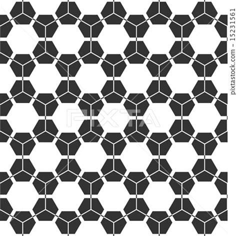 pattern geometric hexagon hexagon pattern carbon geometry