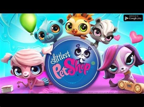 Sho Revita littlest pet shop comes to android thanks to gameloft