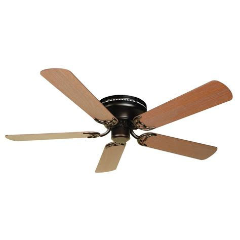 Contemporary Ceiling Fans Without Lights Craftmade Lighting Pro Contemporary Flushmount Bronze Ceiling Fan Without Light K10686