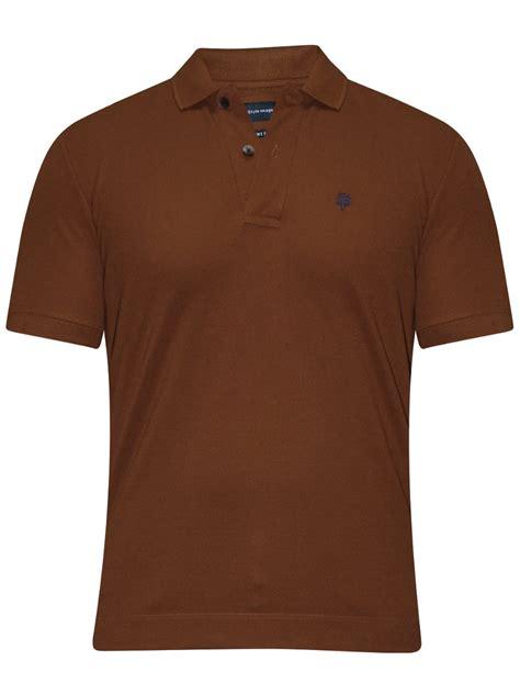 Brown T Shirt buy t shirts uni style image brown polo t shirt