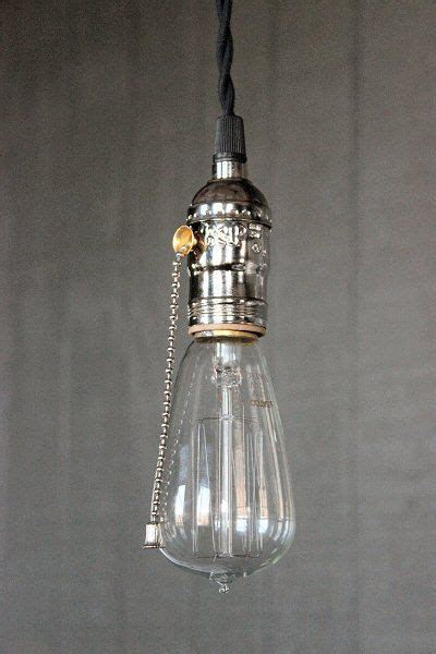 Light Fixture With Pull String Light Fixture Pull Cord Light Fixture Home Lighting