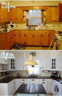 Remodel Old Kitchen Cabinets kitchen renovation on pinterest country kitchen designs kitchen
