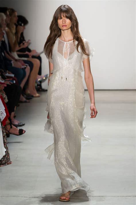 New York Fashion Week Runway Review Erin Fetherston by Erin Fetherston 2017 Wedding Worthy Runway