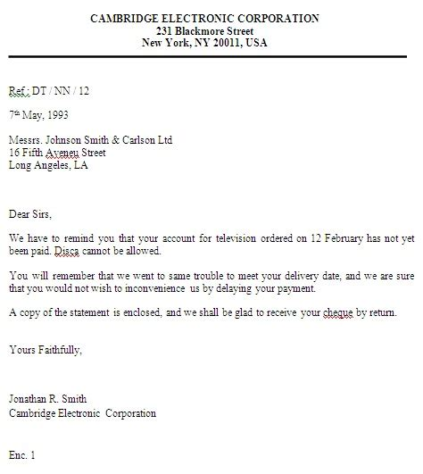 Contoh Letter Of Intent Bahasa Indonesia Inquiry Letter Ayunitablog